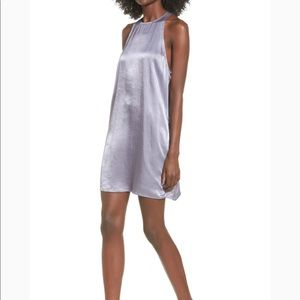 NEW Leith T-Back Halter Dress